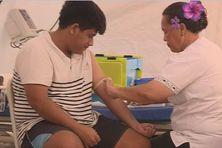 Vaccination des 12-17 ans