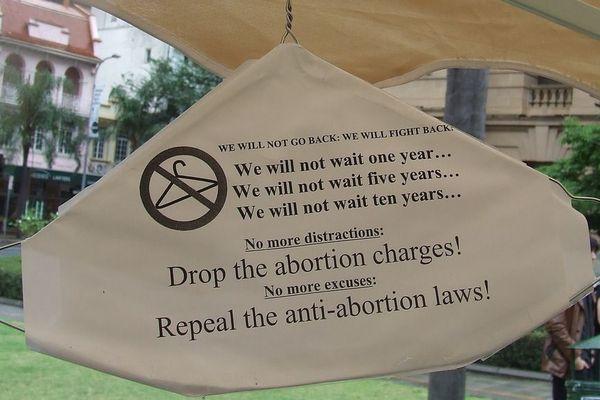 Avortement IVG Queensland Australie