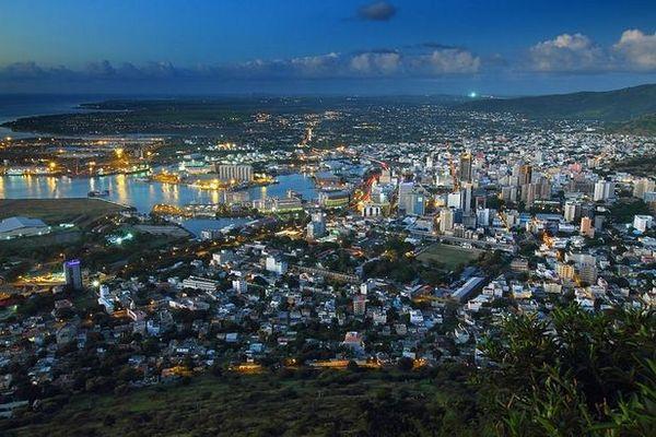 Port-Louis, capitale de l'île Maurice