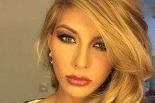 Un photo tweetée par Camille Cerf sur son compte avant le concours Miss Universe