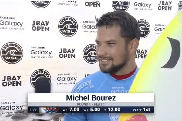 Michel Bourez J-Bay
