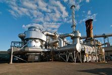 Usine hydro métallurgique de Nickel West du groupe minier BHP, dans la région de Perth