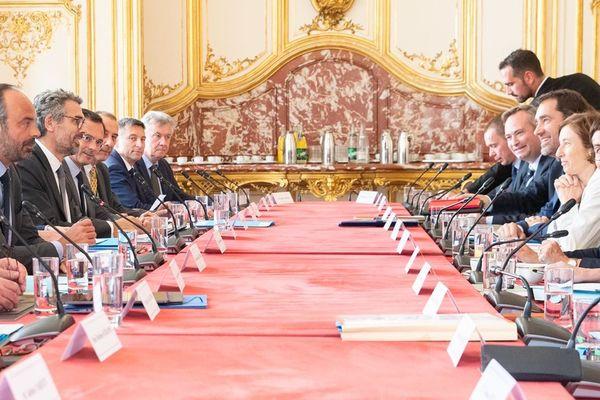 Comité interministériel OM