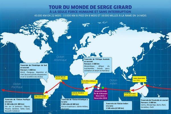 Carte Serge Girard