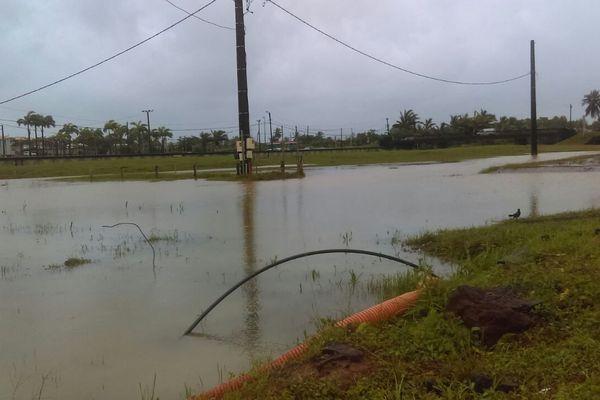 Tempête Matthew en Martinique