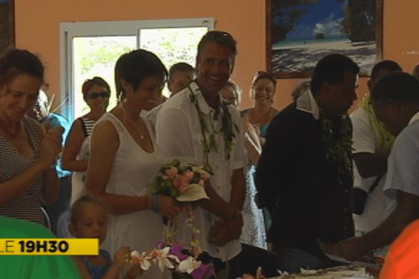 Mariage à Lifou