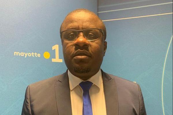 Mouslim Abdourhaman maire sortant de Boueni