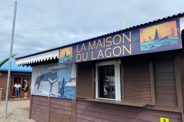 Maison du lagon