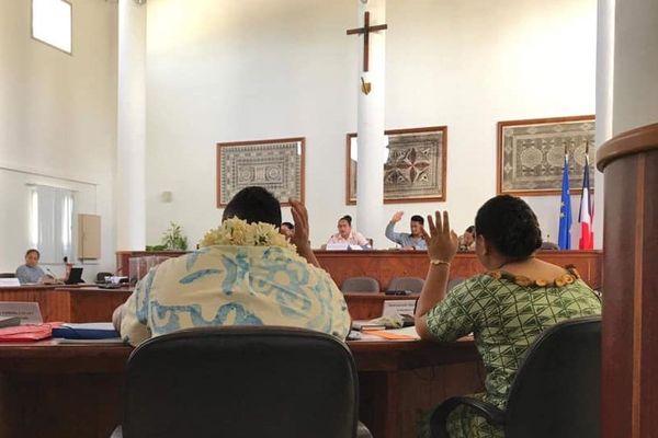 Election du nouveau vice président de l'assemblée territoriale des jeunes