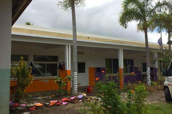 Ecole publique du village de Ouégoa