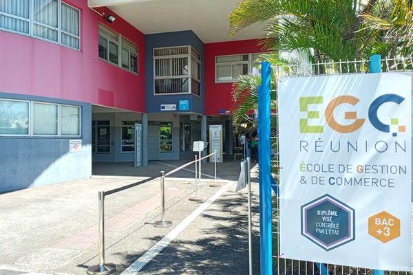 etude supérieure EGC ecole de gestion et de commerce la réunion 230121