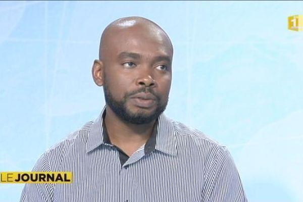 Houlam Haladi, membre du conseil d' administration de l'association Shimé