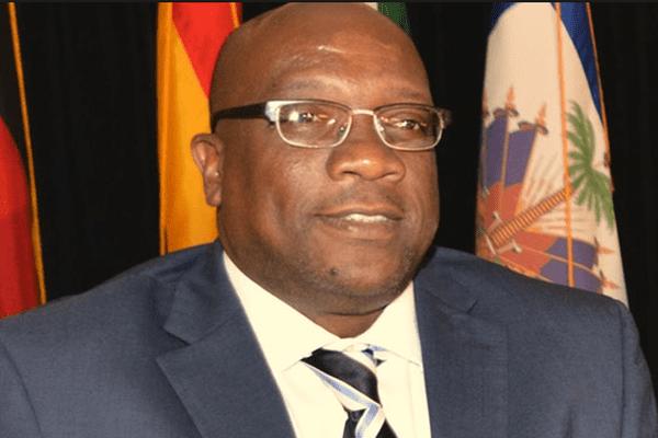 Timothy Harris, premier ministre de la Féderation de St. Kitts et Nevis