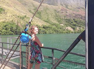 C'est lors de ses vacances en Nouvelle-Calédonie que Clara a appris son admission à l'ENS