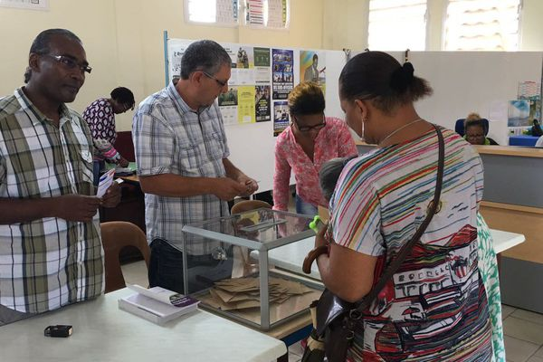 Vote au Gros-Morne