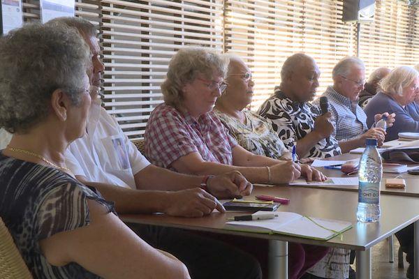 Comité des sages, le 5 août 2021