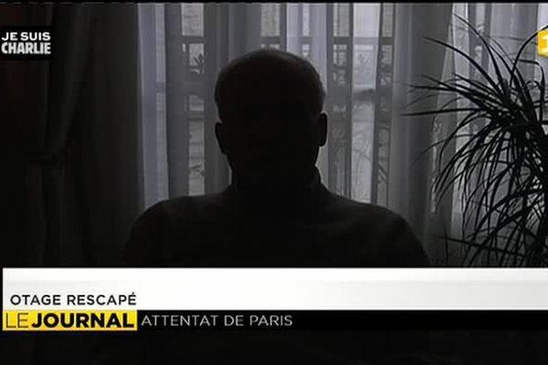 Caché dans un réfrigérateur pendant l'assaut à Montrouge, il raconte