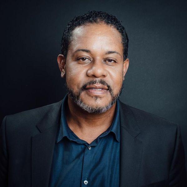 Tony Morvan, vice-président de l'UDE-MEDEF Guadeloupe