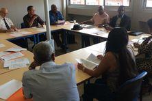 Réunion préparatoire à la création d'un Syndicat mixte d'énergie de la Guyane