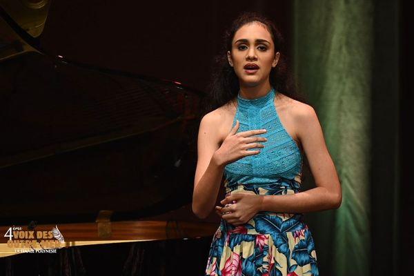 Candidate 2 : LYLIA AYMAIN
