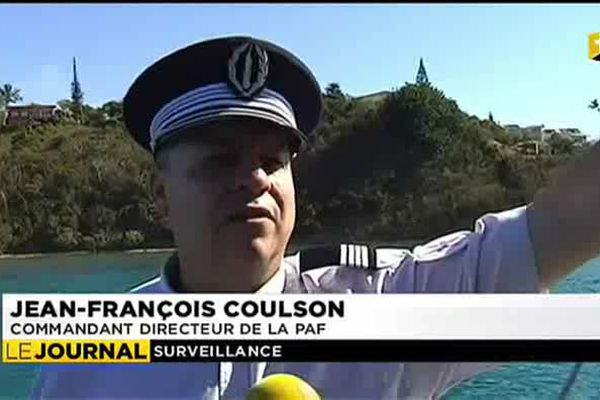 En patrouille avec la police aux frontières de Calédonie