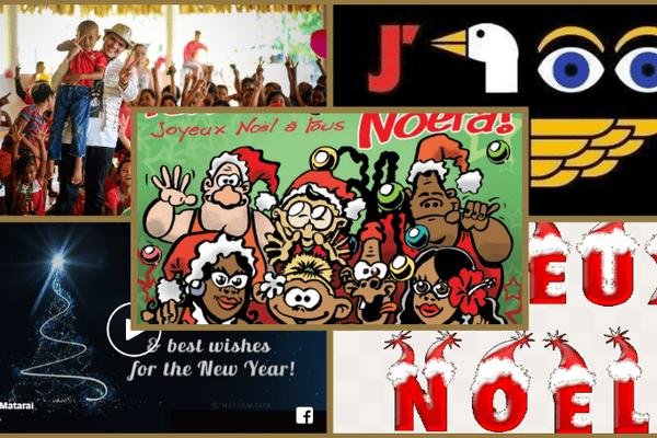 1001 manières d'envoyer ses voeux de Noël