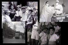 Jeanne André immortalise son quotidien dans La Réunion des années 50-60