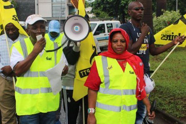 Grève à la poste de Mayotte