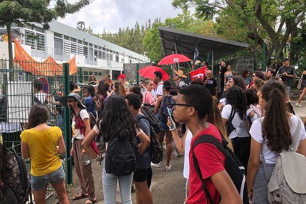 lycée boisjoli Potier au Tampon