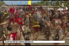 Clap de fin pour le 12e Matavaa