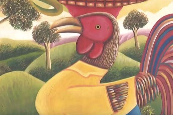 Exposition : inspirations picturales de Laroche Nerette