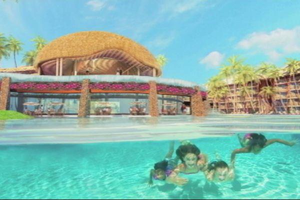 projet mahana beach