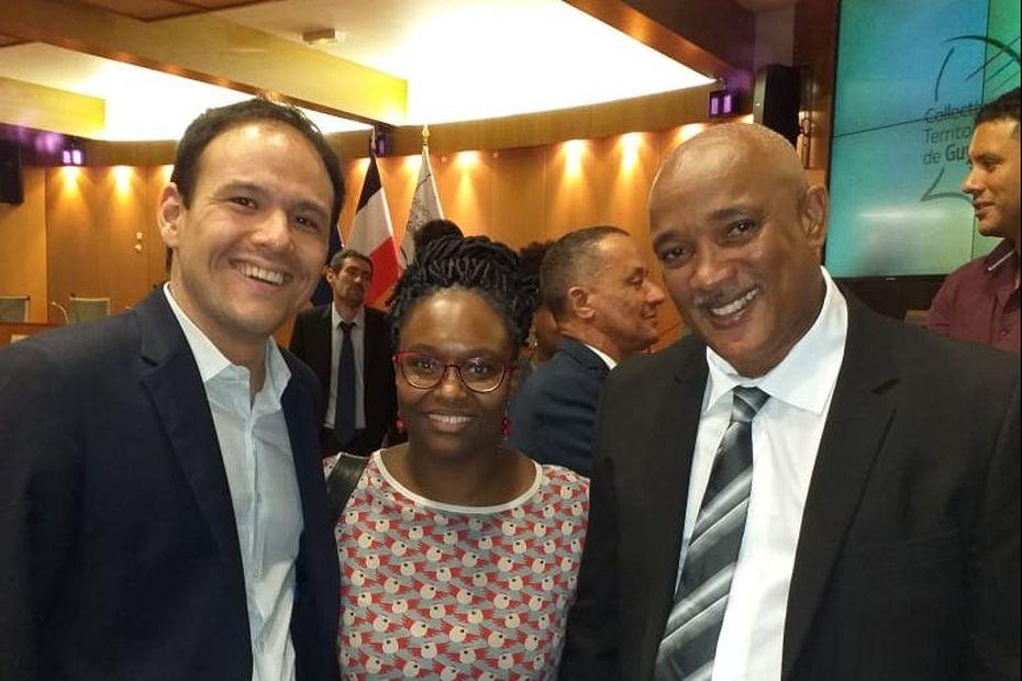 Le gouvernement assure son soutien aux acteurs de la transformation digitale aux Antilles-Guyane - Martinique la 1ère
