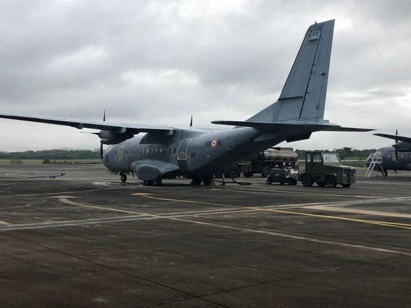 Evacuation vers les Antilles de patients Covid