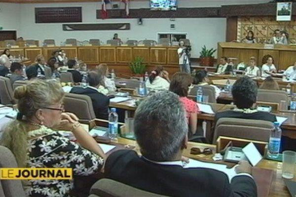 assemblee de polynesie francaise 18 09 2013