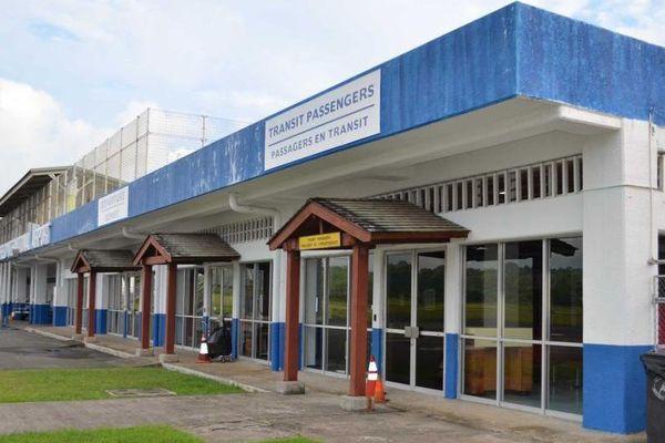 AEROPORT BAUERFIELD