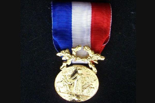 médaille du courage