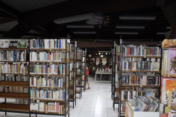 La bibliothèque est fermée jusqu'au 11 novembre