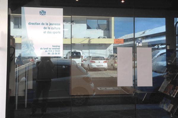 brigade financière mairie de Nouméa
