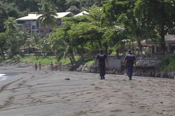 Noyade Arue plage