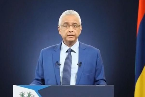 Ile Maurice Premier ministre Pravind Jugnauth déclaration télé Covid coronavirus mesures restriction déconfinement MBC 240621