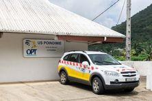 le centre technique de l'OPT à Poindimié