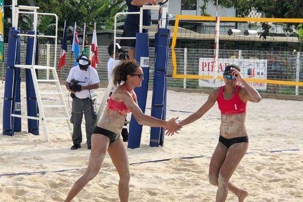 Oceania Beach Volleyball 2018