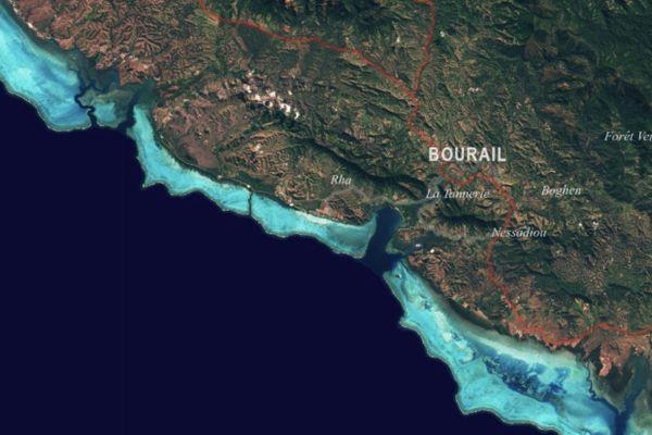 Bourail attaque requin
