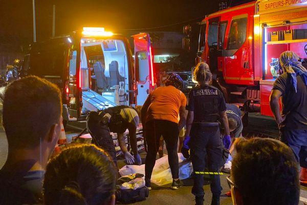 Une femme décède après un accident de scooter à Faa'a