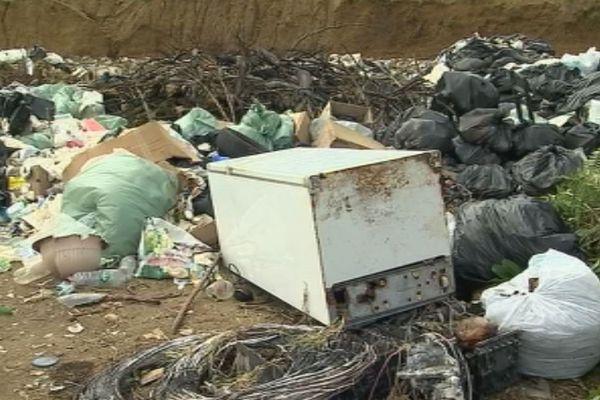 ordures IDP