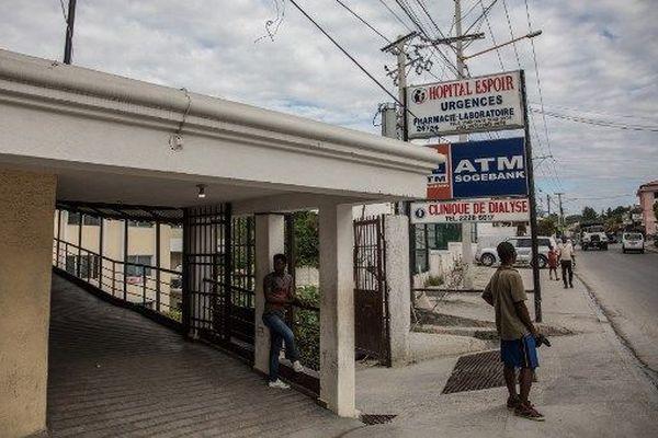 Hopital Port au Prince