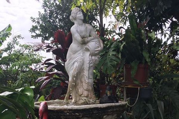 Jardin de Line Nicolas Tasia