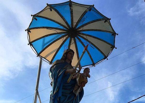 Vierge de la ville de Négombo