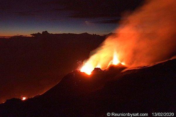 Volcan 12 février 2020
